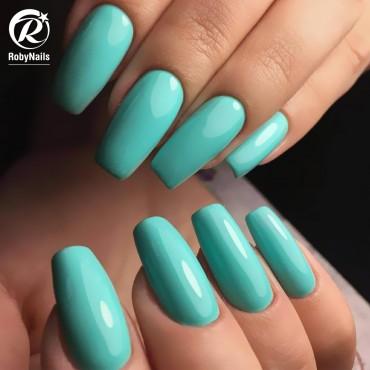 Gel Polish Exotic Blue