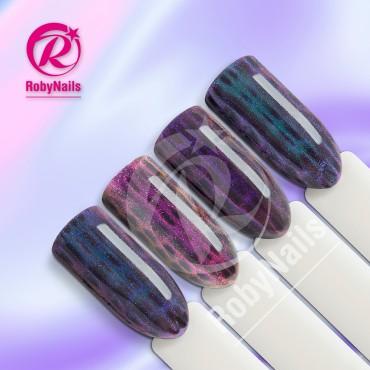 Gel Polish 9D Magnet Purple 8ml
