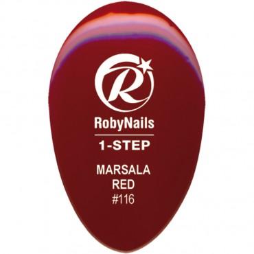 1-Step Marsala Red