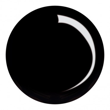 Gel Color Black is Black