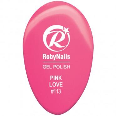 Gel Polish Pink Love