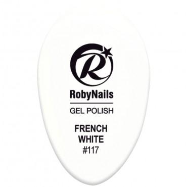 Gel Polish French White