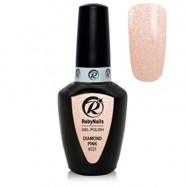 Gel Polish Diamond Pink