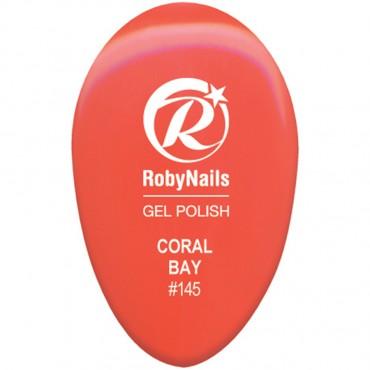 Gel Polish Coral Bay