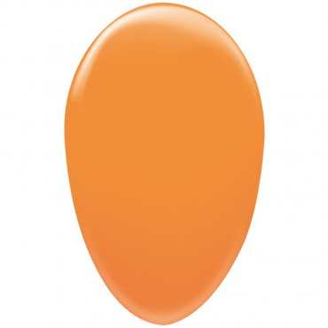 Gel Polish Neon Tangerine