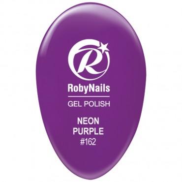 Gel Polish Neon Purple