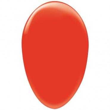 Gel Polish Neon Red