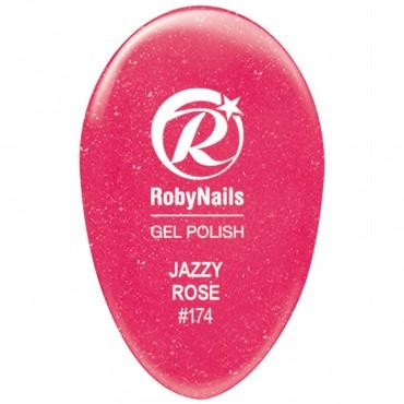 Gel Polish Jazzy Rose