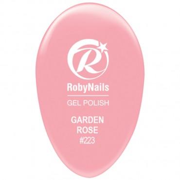 Gel Polish Garden Rose