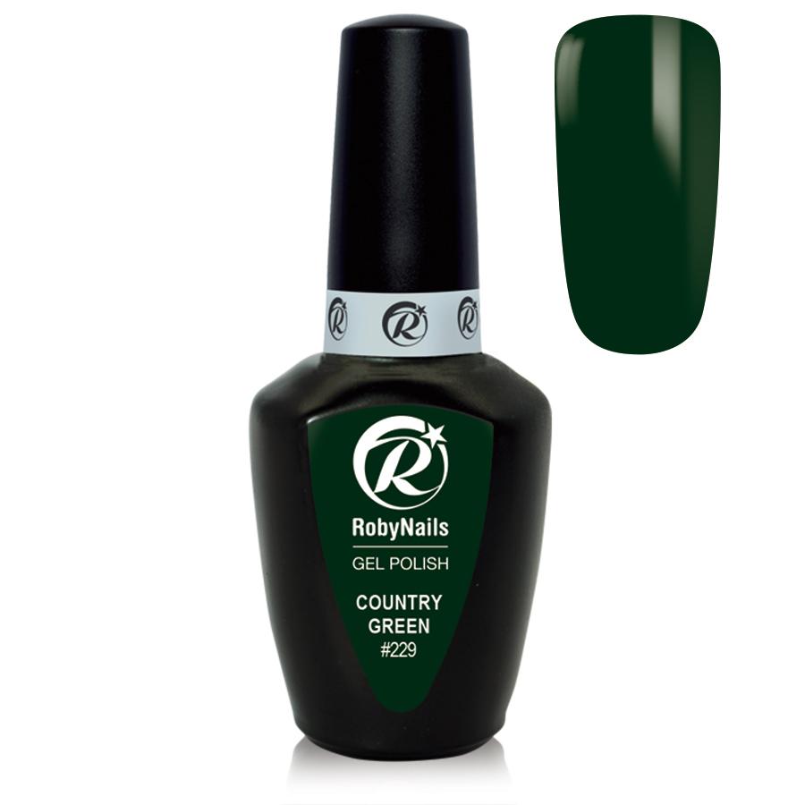 Gel Polish Country Green