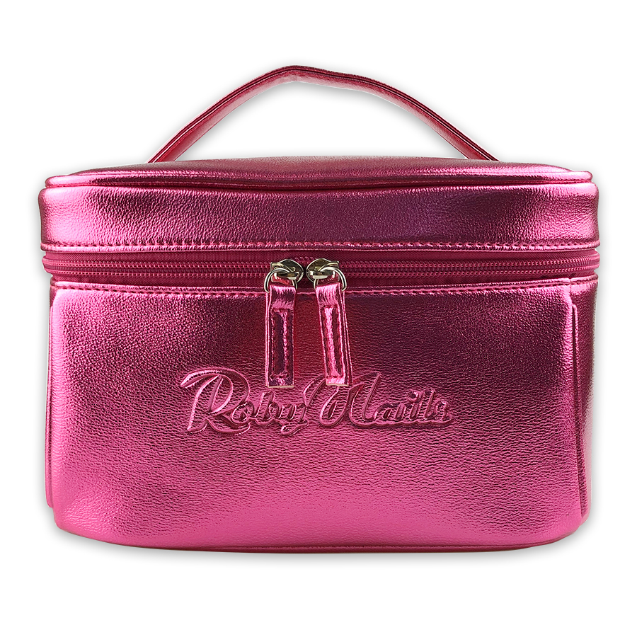 Travel beauty RobyNails - Cestovný mini kufrík na produkty RobyNails