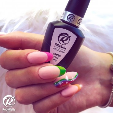 Gel Polish Cameo Pink