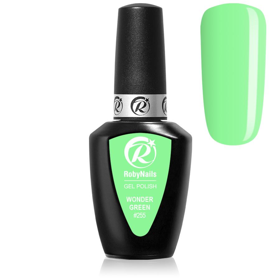 Gel Polish Wonder Green